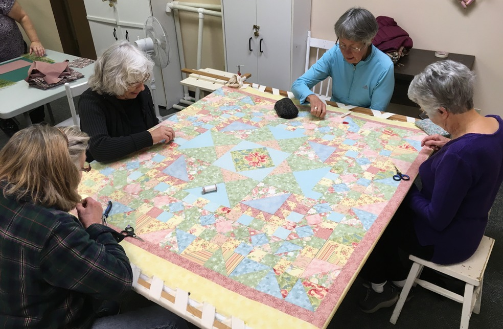 Tuesday Mornings | Cranbrook Quilters\' Guild